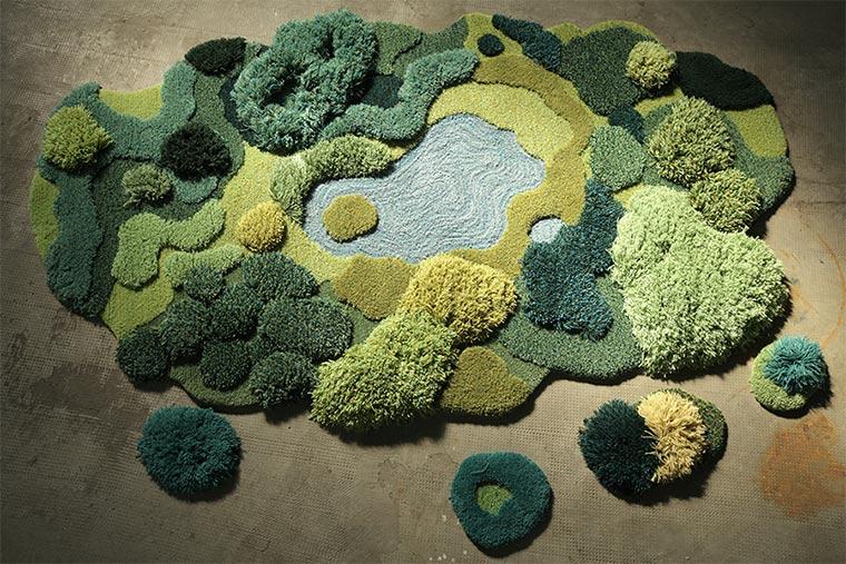 Kreative Teppiche bringen euch Natur ins Haus Alexandra_Kehayoglou_04