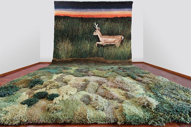 Kreative Teppiche bringen euch Natur ins Haus Alexandra_Kehayoglou_06