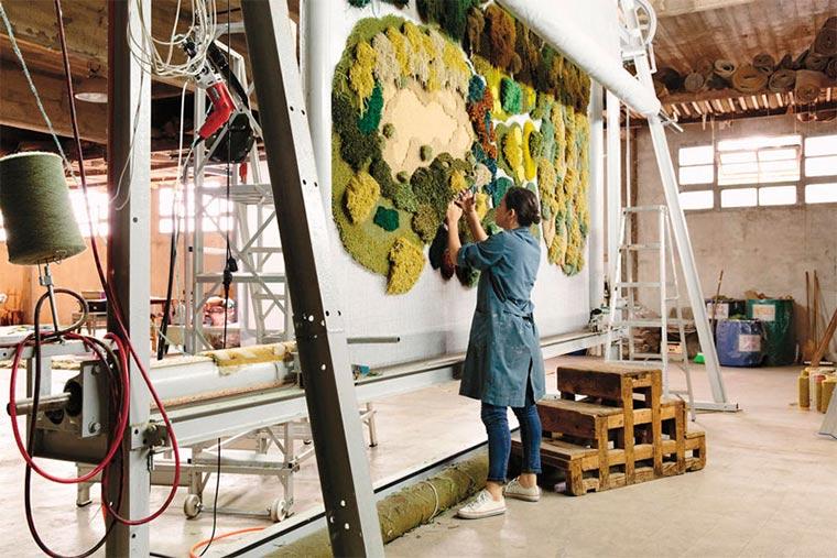 Kreative Teppiche bringen euch Natur ins Haus Alexandra_Kehayoglou_09