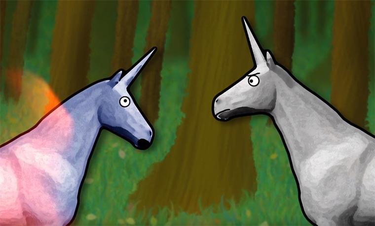 Charlie The Unicorn crowdfundet letztes Kapitel