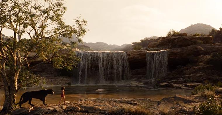 Neuer Dschungelbuch-Trailer Dschungelbuch-Trailer