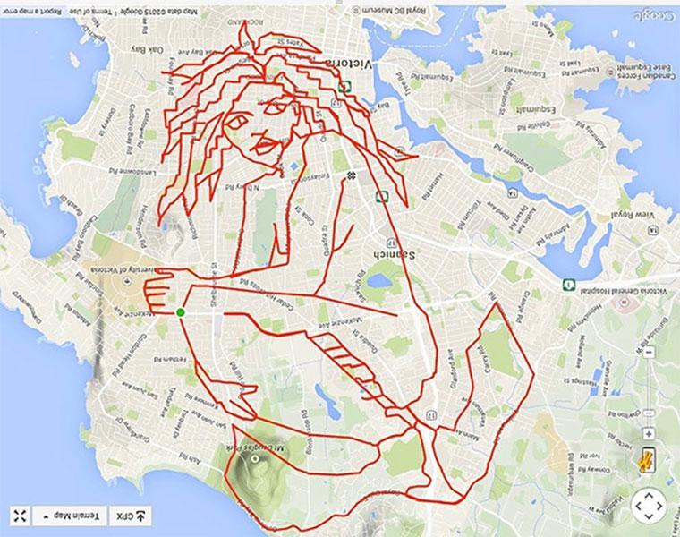 GPS-Zeichnungen mit dem Fahrrad GPS-doodles_07