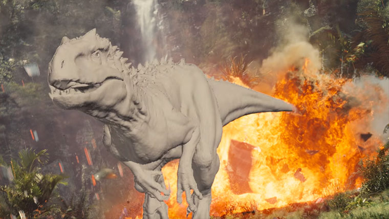 Special Effects in Jurassic World
