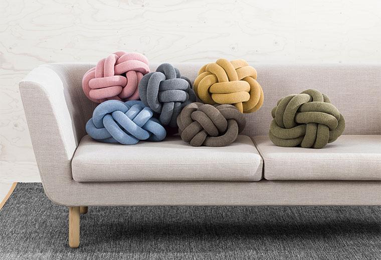 Stylische Knoten-Kissen Knot-Cushions_01