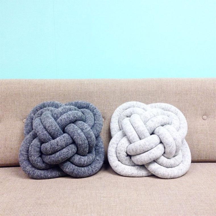 Stylische Knoten-Kissen Knot-Cushions_03