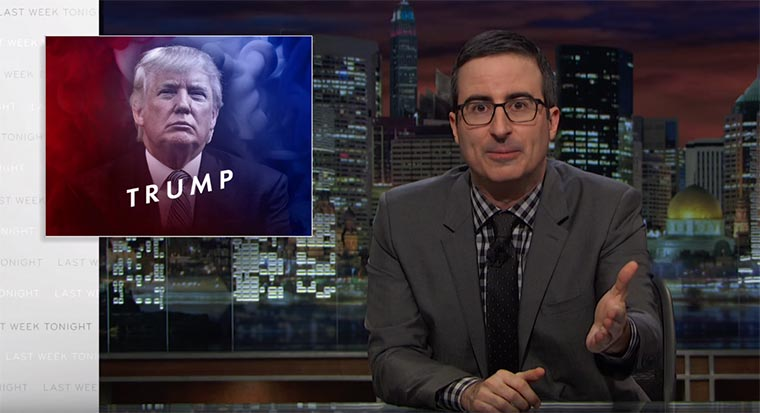 Last Week Tonight: Donald Trump