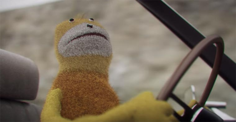 Mr Oizo ft. Charli XCX – Hand In The Fire