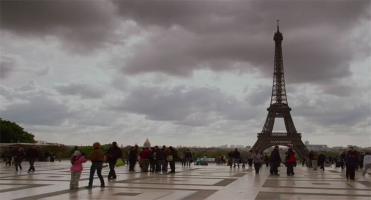 Supercut: Paris in Filmen Paris-in-movies