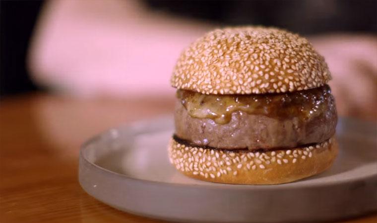 Der perfekte Burger einer Sterneköchin Salvation-burger