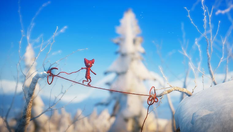 Spiele-Review: Unravel
