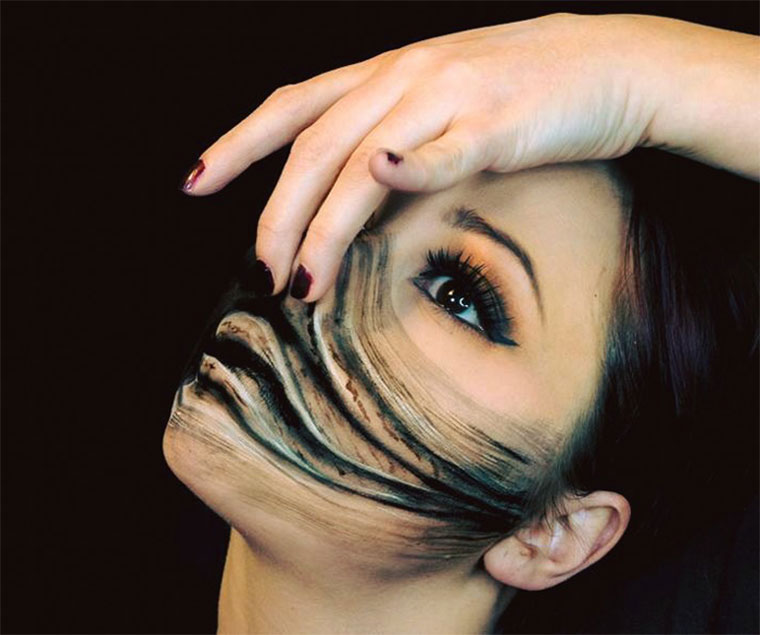 Creepy-geniale Make-up-Verwandlungen andrea-de-la-ossa_04