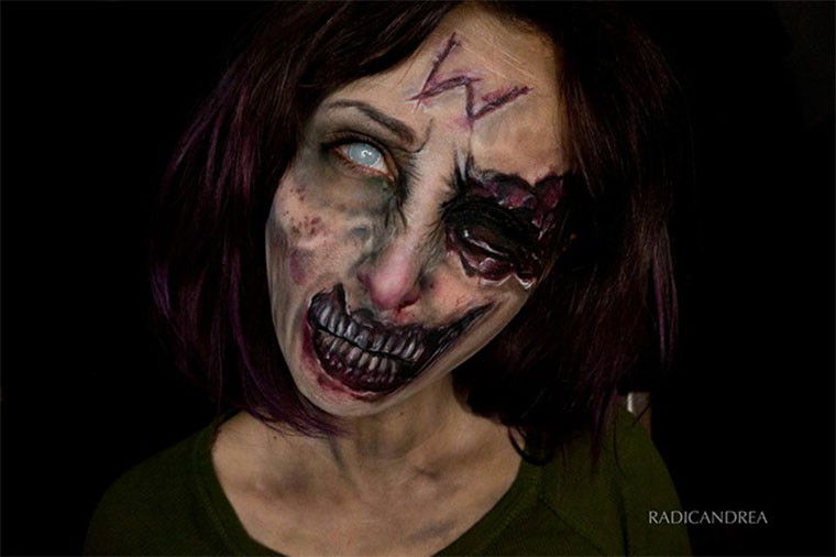 Creepy-geniale Make-up-Verwandlungen andrea-de-la-ossa_05