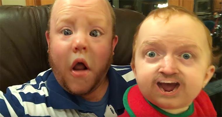 Face Swap-App wird eure Familientreffen retten creepy-face-sawp