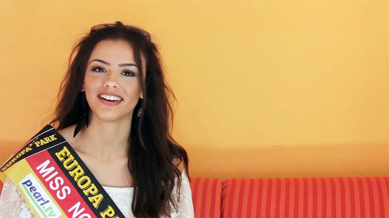 Miss Nordrhein-Westfalen 2016 erzählt einen Witz... dalina