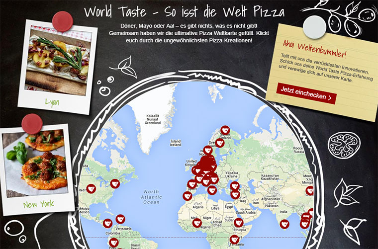 Kundenideen werden zu Joey's Aktions-Pizzen joeys_world-taste-2016_02