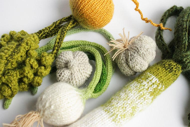 Gestricktes Gemüse knit-vegetables_07