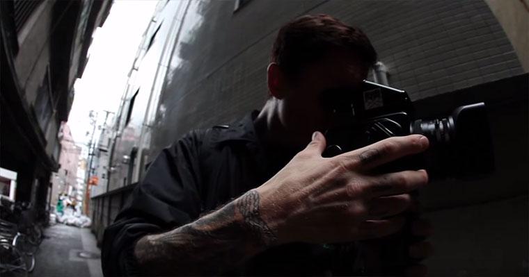 Fotografen erhalten genau eine Filmrolle um Tokio abzulichten