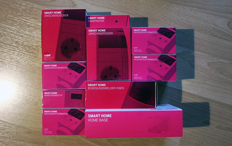 Mein Wohnzimmer wird smart - Teil 1: Die Installation smartHome-Installation_02
