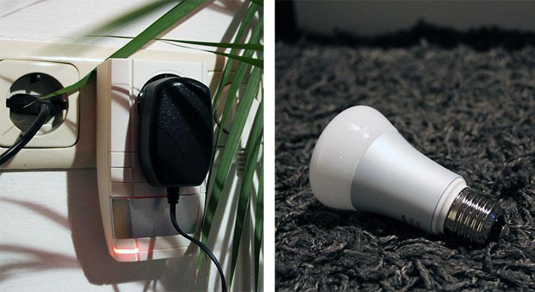 Mein Wohnzimmer wird smart - Teil 1: Die Installation smartHome-Installation_07
