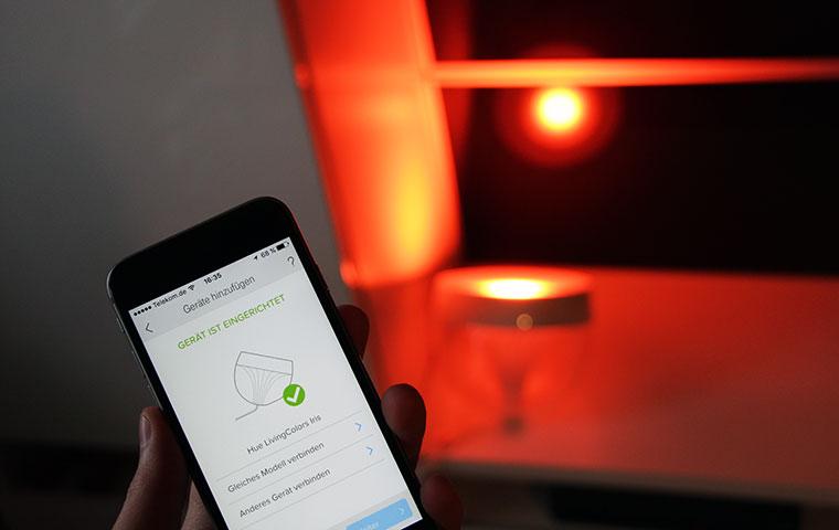 Mein Wohnzimmer wird smart - Teil 1: Die Installation smartHome-Installation_08