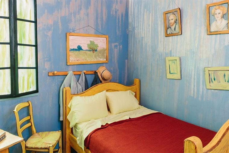 """Ihr könnt in Van Goghs """"Bedroom"""" übernachten vanGogh-the-bedroom-airbnb_04"""