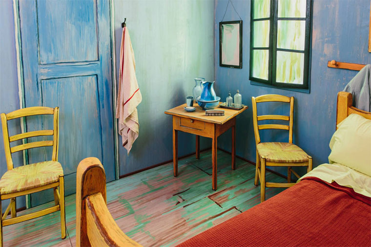 "Ihr könnt in Van Goghs ""Bedroom"" übernachten vanGogh-the-bedroom-airbnb_05"