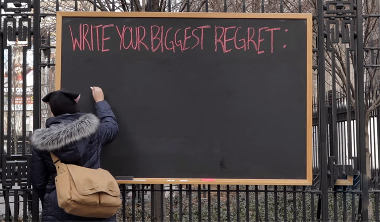 Was bereust du am meisten? your-biggest-regret
