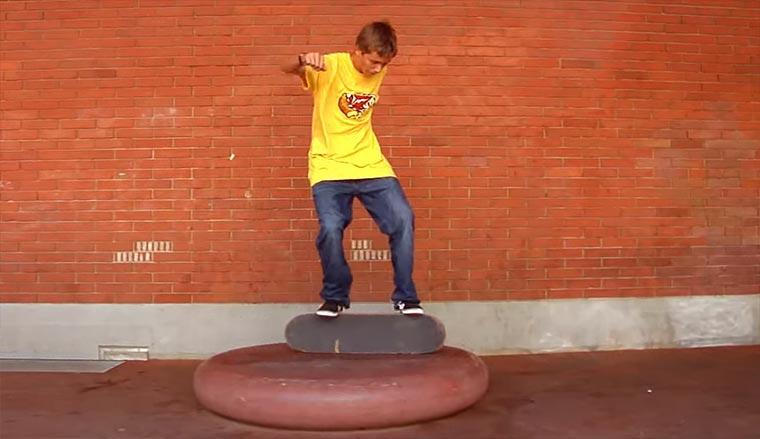 Skateboarding: Alexander Rademaker Alexander-Rademaker