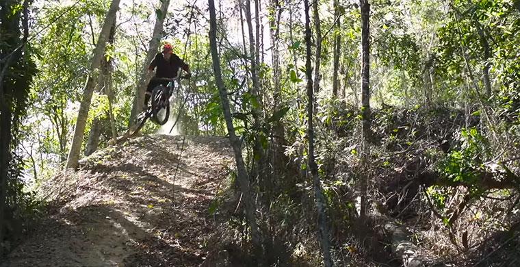 Mountainbiking: Bryn Atkinson