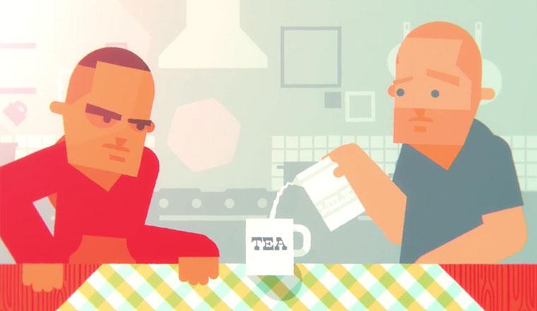 Rap über die richtige Zubereitung von Tee Doc-Brown-My-proper-Tea
