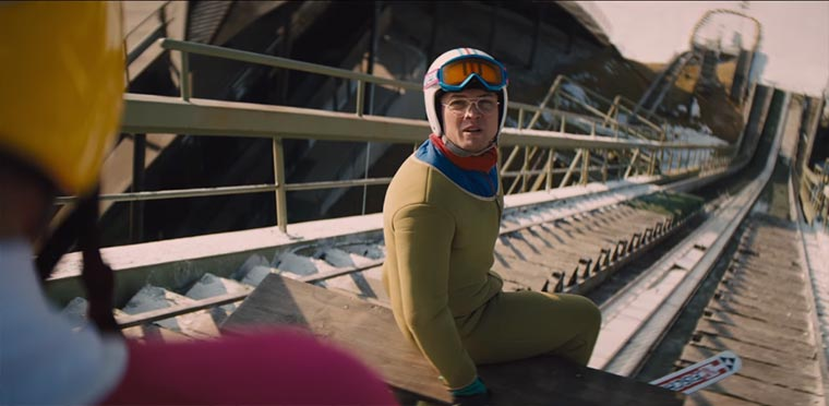 Eddie The Eagle landet im Kino