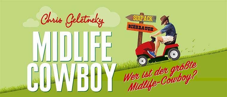 """Buchtipp: """"Midlife-Cowboy"""" von Chris Geletnekey Midlife-Cowboy_Spiesser_04"""
