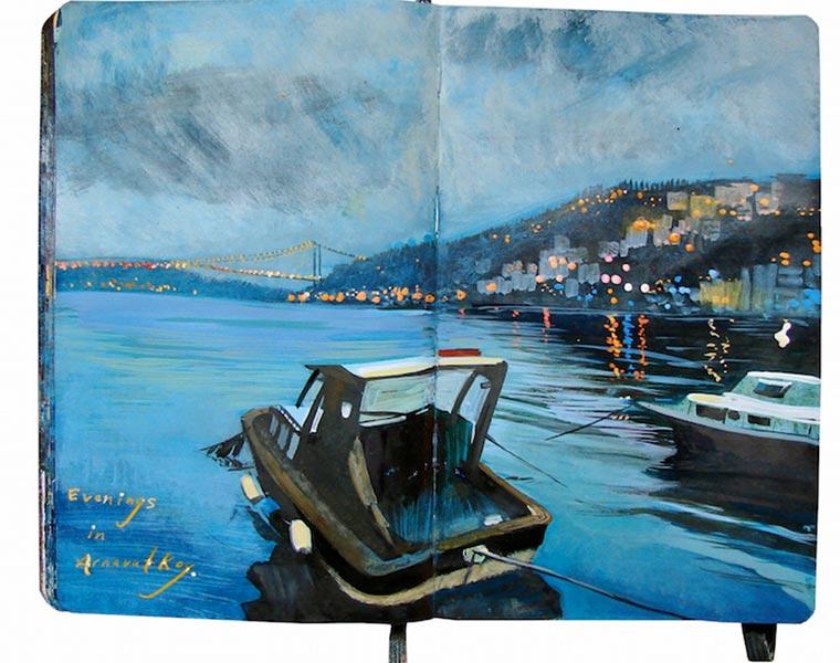 Missy H. Dunaway malt ihr Tagebuch Missy-H-Dunaway_07