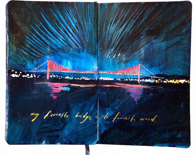 Missy H. Dunaway malt ihr Tagebuch Missy-H-Dunaway_08