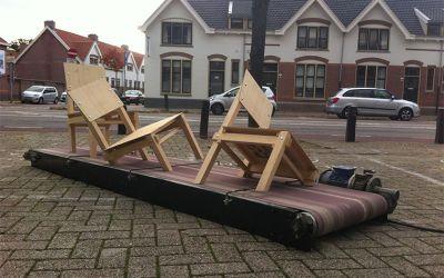 Quick-Sand-installation