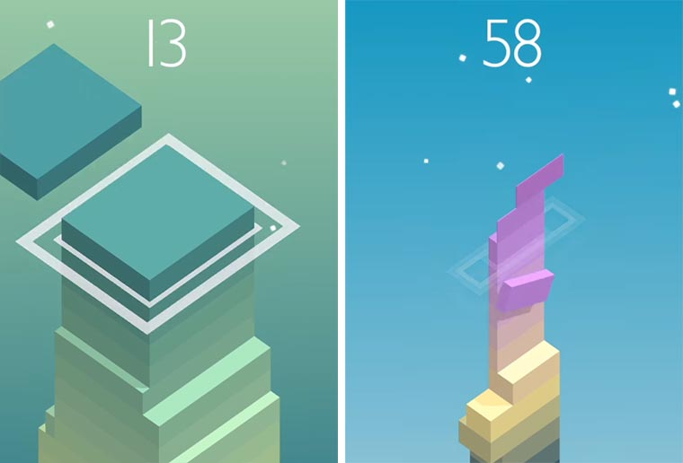 Mobile-Game-Tipp: Stack Stack-game-trailer