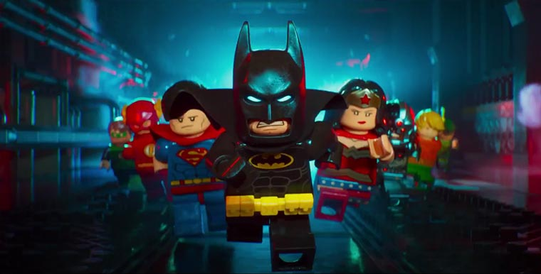 The LEGO Batman Movie: Trailer
