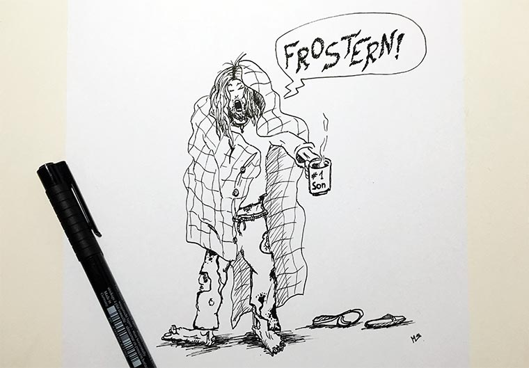 FROSTERN!