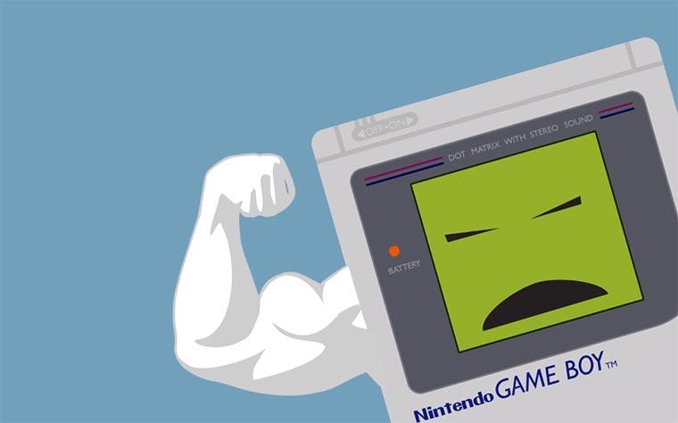 Was steckt eigentlich in einem Game Boy?