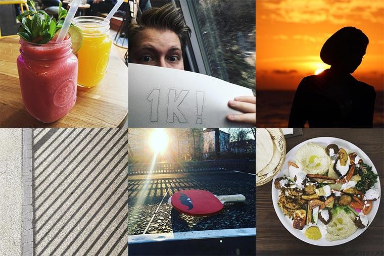 Instagram-Folgeempfehlung: Ich!