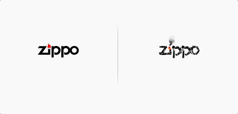 Wenn Firmenlogos ihre besten Kunden wären logos-affected-by-brand_10