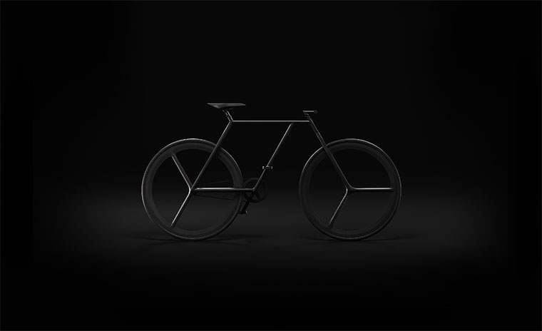 Schickes Fahrrad-Konzept: BAIK BAIK_02