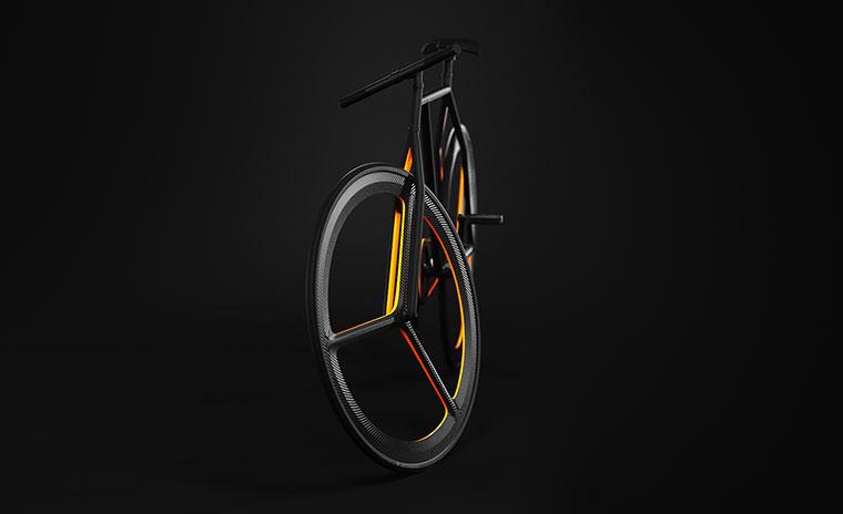 Schickes Fahrrad-Konzept: BAIK BAIK_07