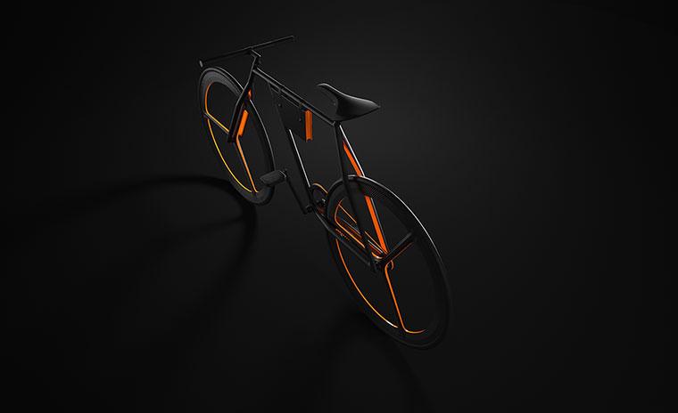 Schickes Fahrrad-Konzept: BAIK BAIK_08
