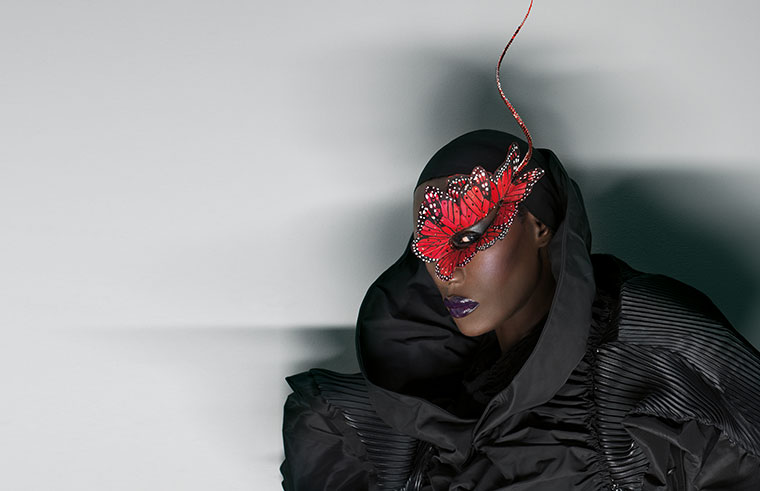 Grace Jones ist Headlinerin beim Telekom Electronic Beats Festival 2016