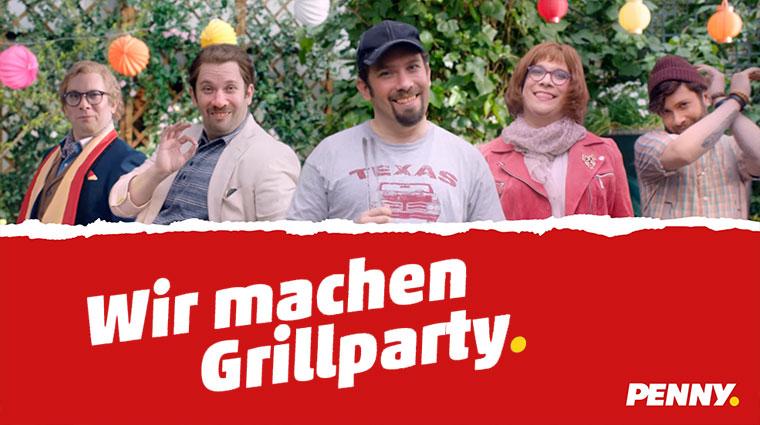 Christian Ulmen spielt fünf Figuren bei Grillparty mit sich selbst Grillparty_Penny-Ulmen-1_05