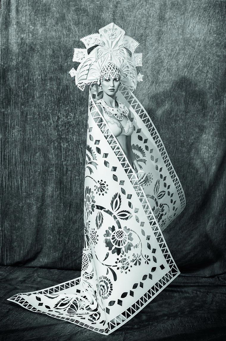 Hochzeitskleider aus Papier Hochzeitskleider-Papier_03