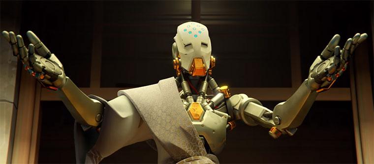 Overwatch-Kurzfilm: Lebendig Overwatch-Lebendig