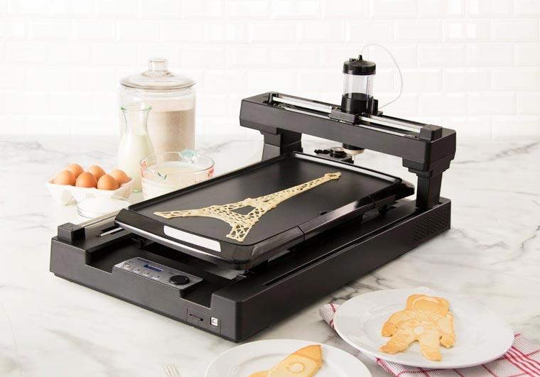 Der Pfannkuchen-Drucker PancakeBot_02