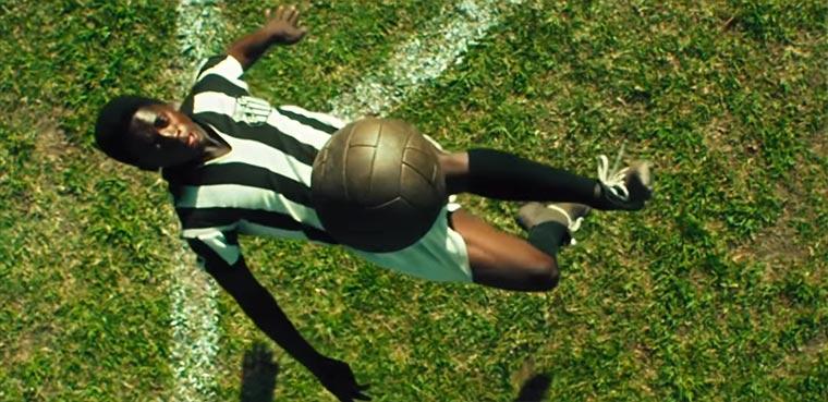 Erster Trailer zum Pelé-Biopic